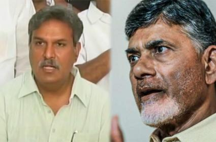 Kesineni Nani Sensational Comments On Chandrababu Naidu - Sakshi