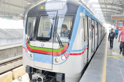 Government Planning Another Three Metro Ways In Hyderabad - Sakshi