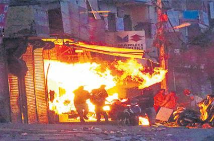 Delhi Violence Against CAA Continues Death Toll rises to 13 - Sakshi