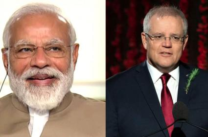Australia Extends Strong Support To India Over Permanent UNSC Seat - Sakshi