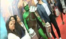 Comic Con Expo in Hyderabad
