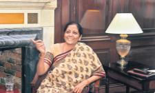 Nirmala Sitharaman Appointment New Finance Minister - Sakshi