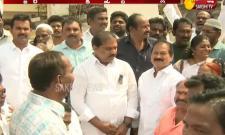 MLA Malladi Vishnu Firs On Chandrababu, Yellow Media - Sakshi