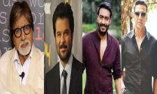 Bollywood celebrities Delivered Important Note On Covid 19 - Sakshi