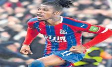Wilfried Zaha Given His Apartment To Health Staff For Accommodation - Sakshi