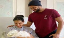 Suresh Raina And His Wife Priyanka Blessed With A Baby Boy - Sakshi