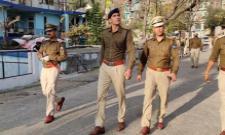 CoronaVirus Lockdown: Ajay Thakur Takes Police Duty In Himachal Pradesh State - Sakshi