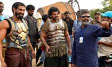 Prabhas Speaks About Baahubali Movie In Social Media - Sakshi
