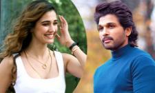 Allu Arjun Sukumar Pushpa Telugu Movie Latest Update Viral - Sakshi