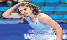 Wrestler Vinesh Nominated For Rajiv Gandhi Khel Ratna Award - Sakshi