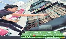 Samantha Happy For Terrace Gardening - Sakshi