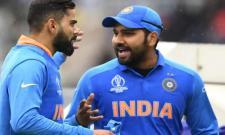 Virat Kohli More Consistent Than Rohit Sharma, Brad Hogg - Sakshi