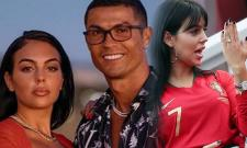 footballer Cristiano Ronaldo Rs 5.7 crore on engagement ring for Georgina Rodriguez - Sakshi