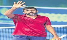 Rohan Bopanna Team Lost In Italian Open Masters Series - Sakshi