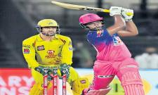 Rajasthan Royals Won First Match In IPL Against CSK - Sakshi