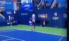 Novak Djokovic Is Disqualified