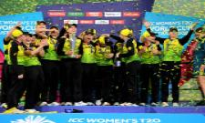 Australia beat India by 85 runs to win fifth title Photo Gallery - Sakshi