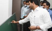 CM YS Jagan On Nadu Nedu Education Review Meeting Program Govt Schools Photo Gallery - Sakshi