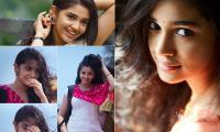 uppena heroine Krithi Shetty photos - Sakshi