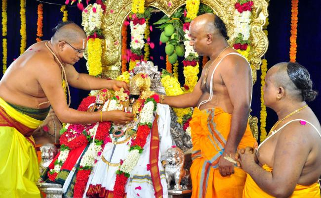 Sri Rama Navami Celebrations in Bhadrachalam Photo Gallery - Sakshi