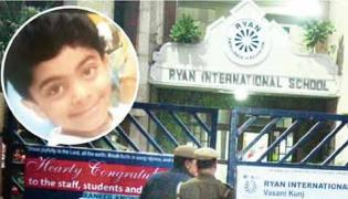 CBI team arrives at Ryan International School to collect evidence