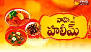 Batuku Chitram 2nd June 2018 Making Haleem - Sakshi