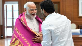 Huge Response To Modi Tweet on YS Jagan - Sakshi