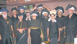 Special Story On Sabarimala Ayyappa Devotees - Sakshi
