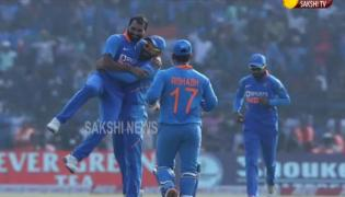 IND vs WI, 2nd ODI: India beats West Indies by 107 runs