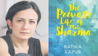 The Private Life Of Mrs Sharma Book By Radhika Kapoor - Sakshi