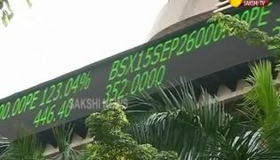 Stock Markets Ends With Profits - Sakshi