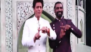 Shah Rukh Khan In Dance Plus 5- Sakshi