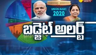 The Fourth Estate 31st Jan 2020 Budget 2020 - Sakshi