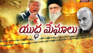 Magazine Story On Trump's Iran War