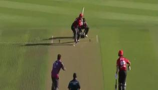 Carter Hits 6 Sixes In An Over In New Zealand T20 League - Sakshi