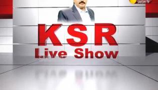 KSR Live show On A.B. Venkateshwara Rao Suspended