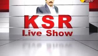 KSR Live Show On AP ESI Scam