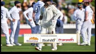 IND VS NZ 1st Test: New Zealand Bowl out For 348 In 1st Innings - Sakshi