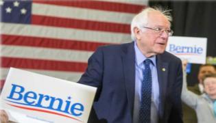 Senator Bernie Sanders Says US Should Partner India To Fight Climate Change - Sakshi