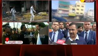 CAA Protest: Delhi Violence Nine People Died - Sakshi