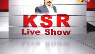 KSR Live Show on Chandrababu Go Back
