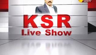 KSR Live Show On Mukesh Ambani Meets AP CM