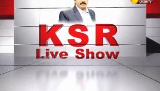 KSR Live Show On Janatha curfew