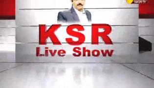 KSR Live Show On Janata Curfew