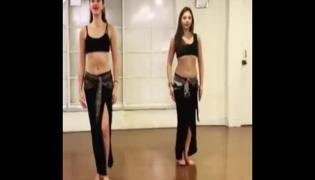 Shanaya Kapoor Continues To Practicing Belly Dance In Lockdown