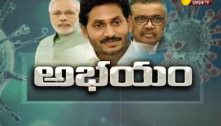 Magazine Story : YS Jagan On COVID-19 Issue