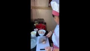 8 Year Old Myanmar Chef Become Famous Video Gone Viral