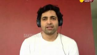 Sakshi Special Chit Chat With Adivi Sesh