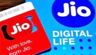 Reliance Jio Announces Four Benefits For Customers - Sakshi