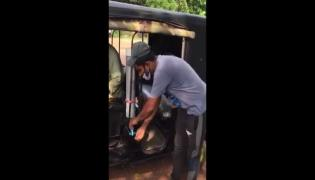 Kerala Auto Rickshaw With Water And Soap Dispensers Viral Video